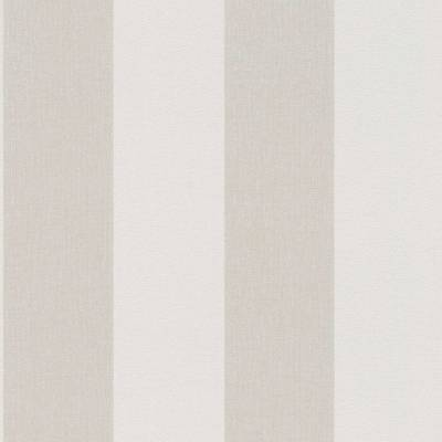 A.S. Creation Blossum | 948342 | Vliestapete Streifen | 0.53 m x 10.05 m | Beige