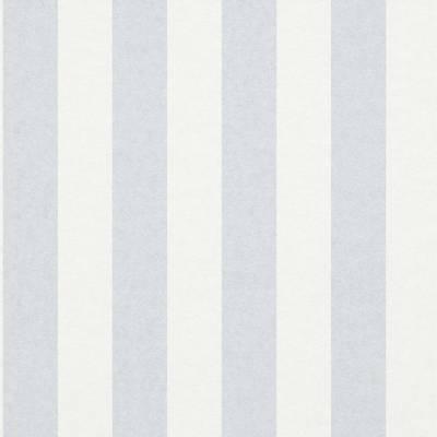 Rasch Textil Comtesse | 225425 | Vliestapete Streifen | 0.53 m x 10.05 m | Blau