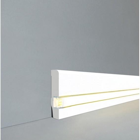 Licht - Fußleisten / Licht - Sockelleisten ´´Me...