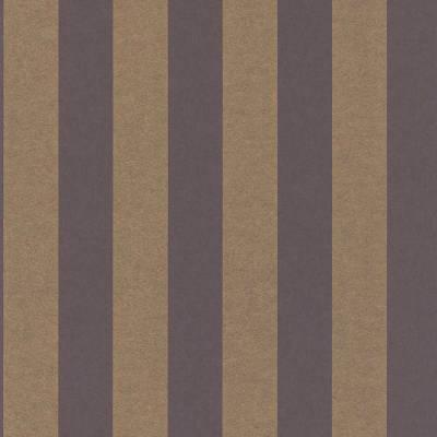 Rasch Textil Comtesse | 225470 | Vliestapete Streifen | 0.53 m x 10.05 m | Beige