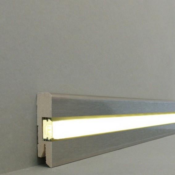 Licht - Fußleisten / Licht - Sockelleisten ´´Ch...