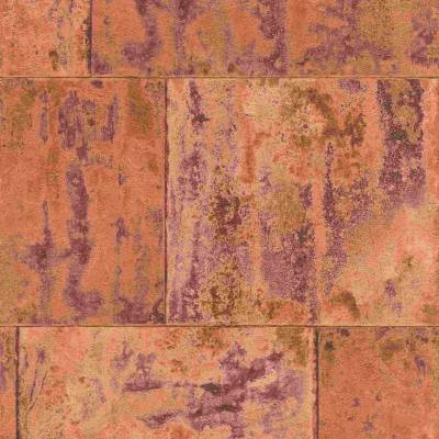 Rasch Factory III | 939736 | Vliestapete Muster & Motive | 0.53 m x 10.05 m | Gelb