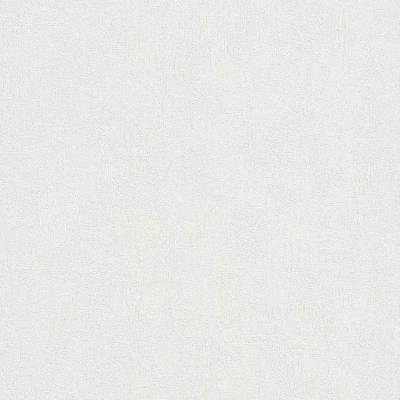 Rasch Young Artists | 489804 | Vliestapete Einfarbig | 0.53 m x 10.05 m | Weiß