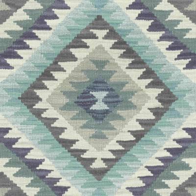 Rasch BARBARA Home Collection | 527452 | Vliestapete 3D Optik | 0.53 m x 10.05 m | Blau