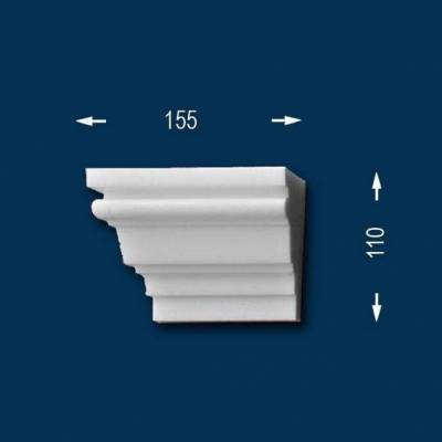 "Fassadenprofile ""Wiesemann FP12"" - Endstück links"