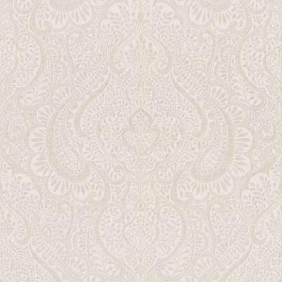 Rasch Textil Jaipur | 227825 | Vliestapete Muster & Motive | 0.53 m x 10.05 m | Beige