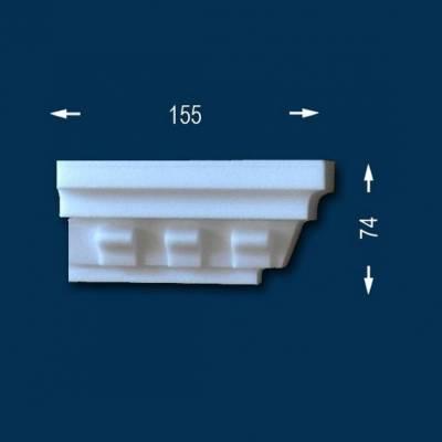 "Fensterbankprofile ""Wiesemann FB4"" - Endstück rechts"