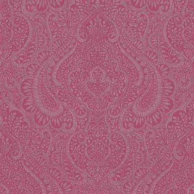 Rasch Textil Jaipur | 227887 | Vliestapete Muster & Motive | 0.53 m x 10.05 m | Rosa