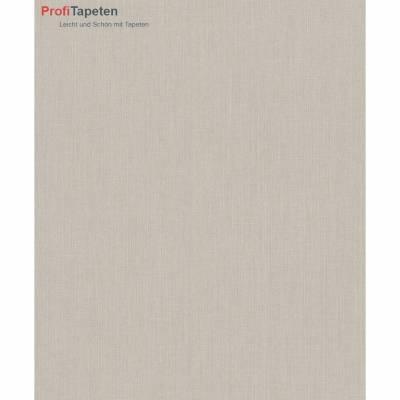 Rasch Textil Cassata   077147   Vliestapete Einfarbig   0.53 m x 10.05 m   Beige