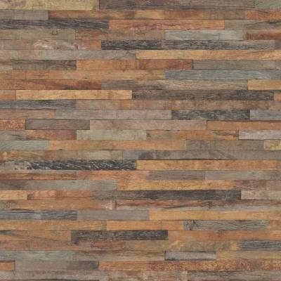 Rasch Factory III   939811   Vliestapete Muster & Motive   0.53 m x 10.05 m   Braun