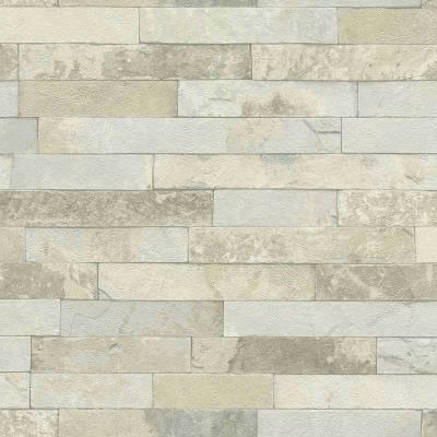 Rasch Factory III | 475111 | Vliestapete Muster & Motive | 0.53 m x 10.05 m | Beige