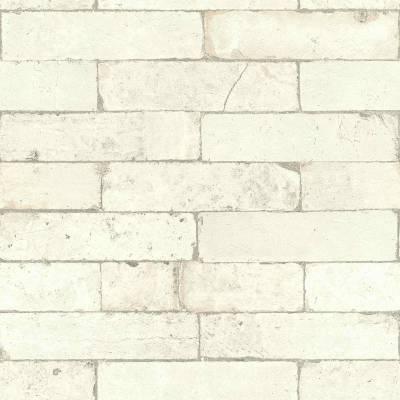 Rasch Factory III   446319   Vliestapete Muster & Motive   0.53 m x 10.05 m   Weiß
