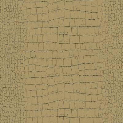 A.S. Creation Trendwall | 371010 | Vliestapete Vintageoptik | 0.53 m x 10.05 m | Gold