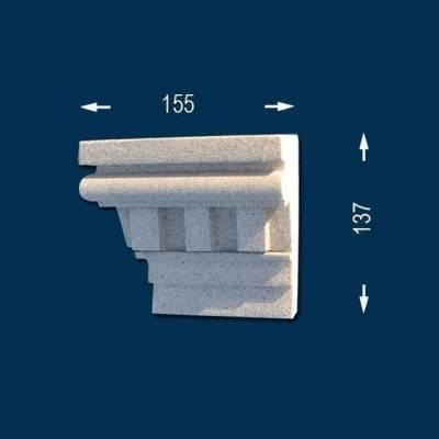 "Fassadenprofile ""Wiesemann FP14-b"" - Endstück links"