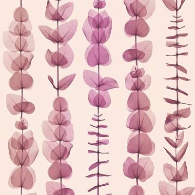 A.S. Creation X-Ray | 342463 | Vliestapete Blumen | 0.53 m x 10.05 m | Creme