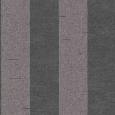Rasch Textil Comtesse | 225159 | Vliestapete Streifen | 0.53 m x 10.05 m | Braun
