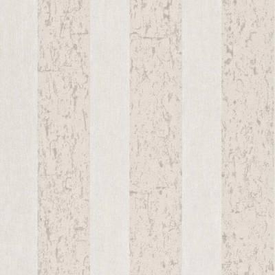 Rasch Textil Indigo   226651   Vliestapete Muster & Motive   0.53 m x 10.05 m   Creme