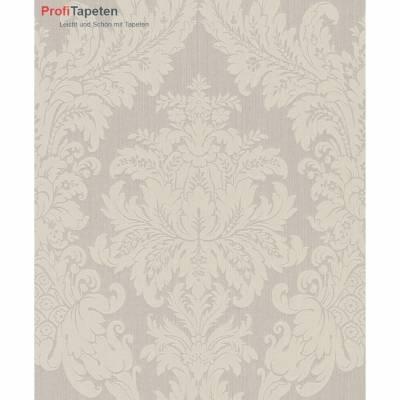 Rasch Textil Cassata | 077345 | Vliestapete Muster & Motive | 0.53 m x 10.05 m | Beige