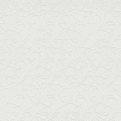 Rasch Wallton 2020   888607   Vliestapete Einfarbig   0.53 m x 10.05 m   Weiß