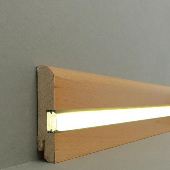 Licht - Fußleisten / Licht - Sockelleisten ´´Ki...