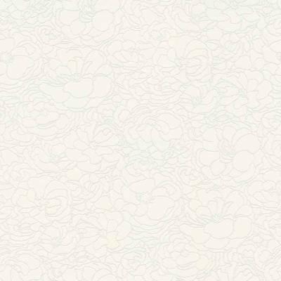 Erismann Darling | 648001 | Vliestapete 3D Tapete | 0.53 m x 10.05 m | Weiß