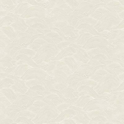 Rasch BARBARA Home Collection | 527131 | Vliestapete 3D Optik | 0.53 m x 10.05 m | Beige