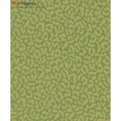 Rasch Textil Cassata | 077369 | Vliestapete Muster & Motive | 0.53 m x 10.05 m | Grün