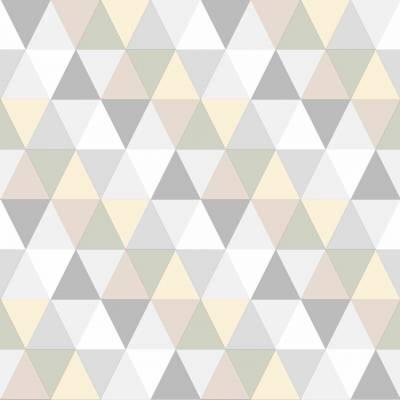 Rasch Textil Everybody Bonjour | 128707 | Vliestapete Muster & Motive | 0.53 m x 10.05 m | Bunt