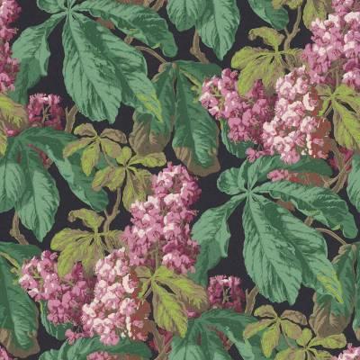 Rasch Textil Cassata   256535   Vliestapete Muster & Motive   0.52 m x 10.05 m   Grün