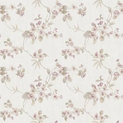 Rasch Textil Blooming Garden 9   007801   Vliestapete Blumenoptik   0.53 m x 10.05 m   Rosa