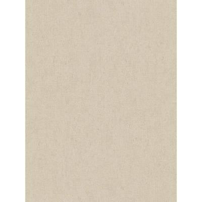 Erismann Vintage | 633202 | Vinyltapete uni | 0.53 m x 10.05 m | Beige
