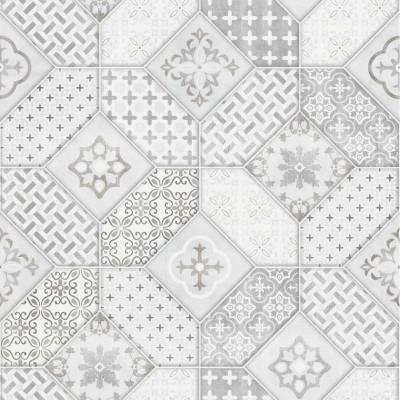 Erismann Imitations   631510   Vliestapete 3D Tapete   0.53 m x 10.05 m   Grau