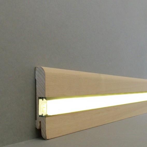 Licht - Fußleisten / Licht - Sockelleisten ´´Er...