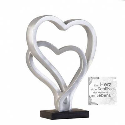 Skulptur_Hearts3_x_23_mm_Dekoideen_Wohnzimmerhochwertig