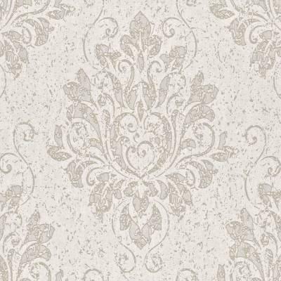 Rasch Textil Indigo   226231   Vliestapete Muster & Motive   0.53 m x 10.05 m   Beige