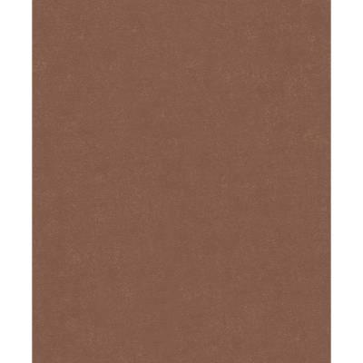 Erismann Imitations | 593806 | Vliestapete uni | 0.53 m x 10.05 m | Braun