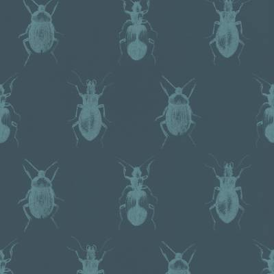 Rasch Textil Portobello   289533   Papiertapete Muster & Motive   0.53 m x 10.05 m   Grün