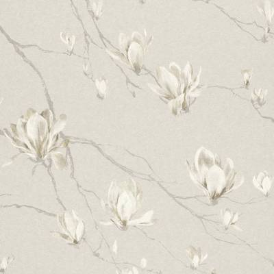 Rasch Textil Jaipur   227535   Vliestapete Muster & Motive   0.53 m x 10.05 m   Beige