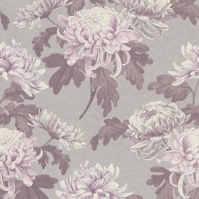 Rasch Textil Comtesse | 225517 | Vliestapete Muster & Motive | 0.53 m x 10.05 m | Rosa