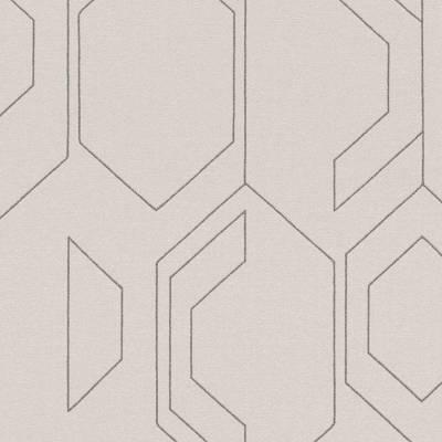 Rasch Cato | 800821 | Vliestapete 3D Optik | 0.53 m x 10.05 m | Beige