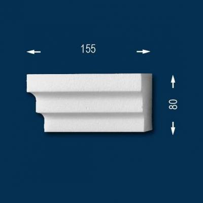 "Fensterbankprofile ""Wiesemann FB5"" - Endstück links"