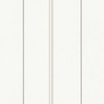 A.S. Creation Happy Spring | 347691 | Vliestapete Streifen | 0.53 m x 10.05 m | Beige