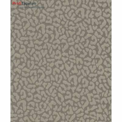 Rasch Textil Cassata   077444   Vliestapete Muster & Motive   0.53 m x 10.05 m   Braun