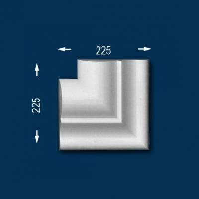 "Fassadenprofile ""Wiesemann FP22"" - Außeneckstück"