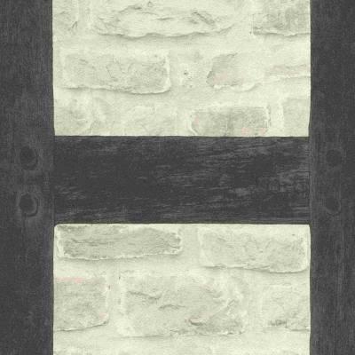 Rasch b.b home passion VI | 860504 | Vliestapete Muster & Motive | 0.53 m x 10.05 m | Weiß
