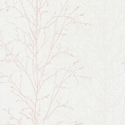 A.S. Creation Jubelwände   359691   Papiertapete Blumen   0.53 m x 10.05 m   Grau