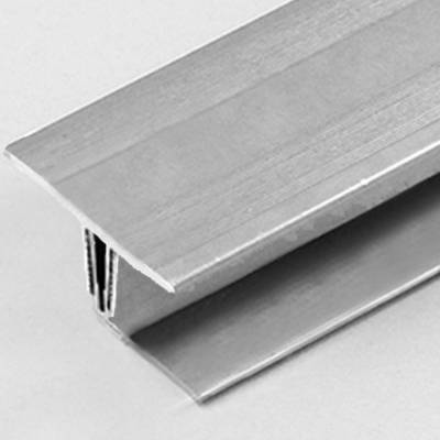 """Klick Übergangsprofil /-schiene """"Southgate"""" für Laminat, Parkett, H 15-24 mm, B 35 mm, Alu eloxiert"""