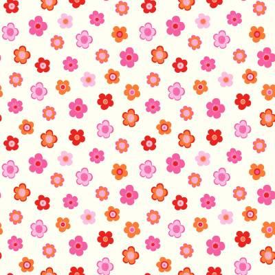 Rasch Textil Everybody Bonjour | 138725 | Vliestapete Muster & Motive | 0.53 m x 10.05 m | Bunt