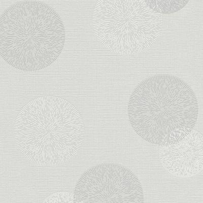 A.S. Creation Hapy Spring | 347712 | Vliestapete 3D Optik | 0.53 m x 10.05 m | Grau
