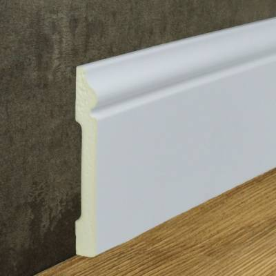 """Fußbodenleiste """"Teresina"""" (NMC FLOORSTYL® - FL2 Flex) aus schlagfestem, wasserbeständigem Kunststoff"""